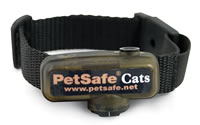 PetSafe's smallest, lightest receiver is perfect for cats